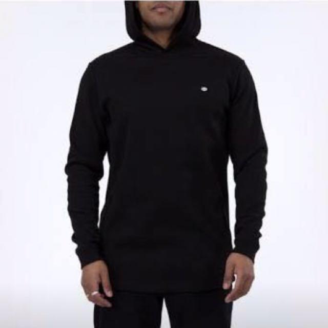 RVCA black hoodie
