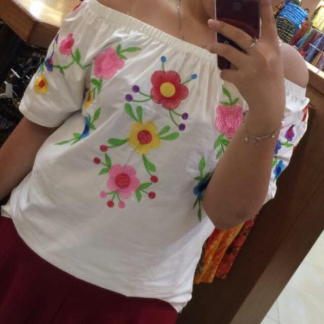 Sabrina Flowers  Bangkok , Warna Putih Baru Paaki 2x
