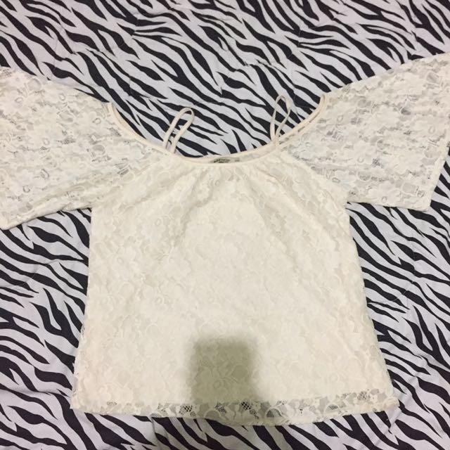 sabrina putih gading