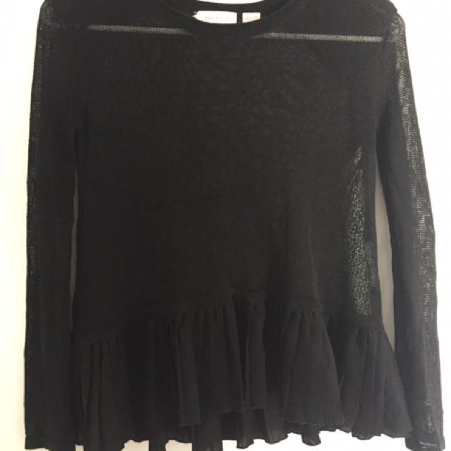 Sass and bide knit size 8