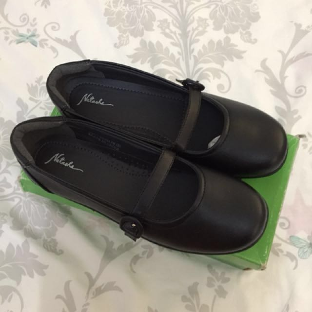 School black shoes(reduced price