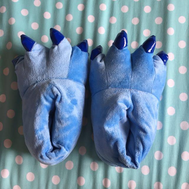 Sepatu stitch sepatu tidur custome stitch kaki monster