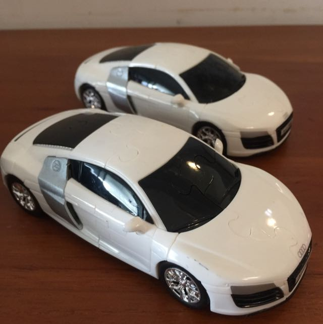 Shell D Puzzle Car Audi Ford Hummer Toys Games Toys On Carousell - Audi car 3d games