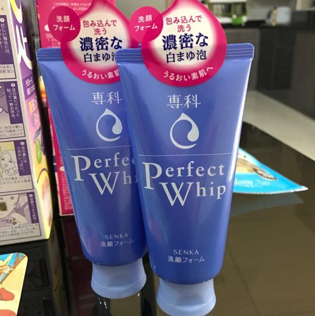 Shiseido Perfect Whip