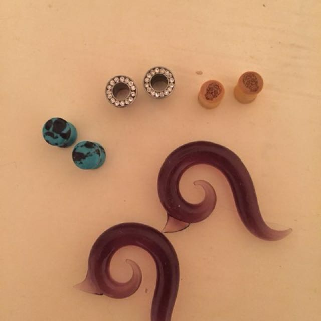 Size 0 spacers (NEW!!)