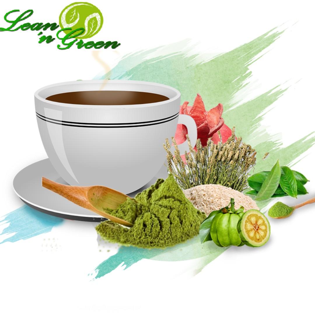 Slimming Coffee by Lean 'N Green