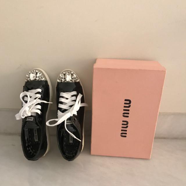 Sneaker Miu Miu