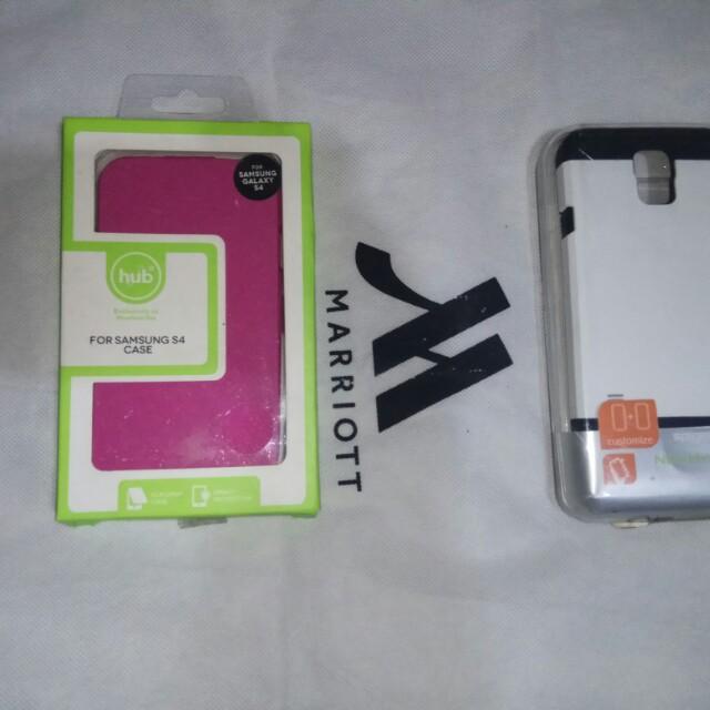 Spigen and hub Samsung case