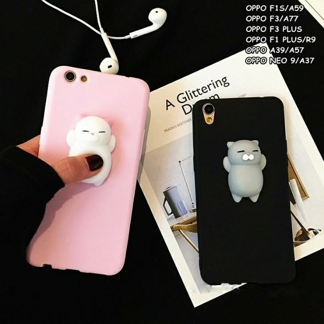 Squishy case oppo