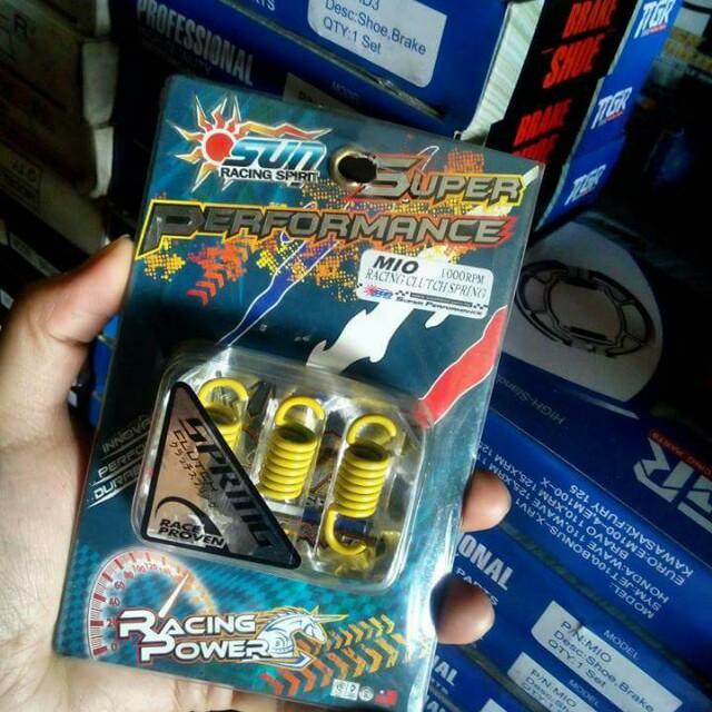 Sun Racing - Clutch Spring 1000rpm ( Mio)