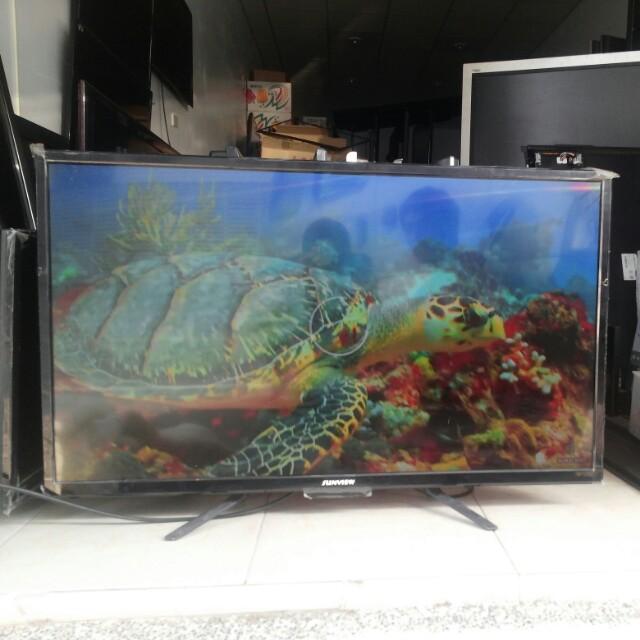 Sunview旭豐42吋LED液晶電視
