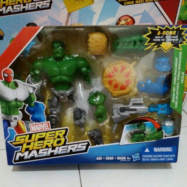 Super Hero Masher