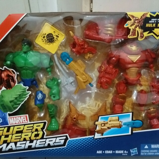 FREE SHIPPING!! Super Hero Mashers (duo)2