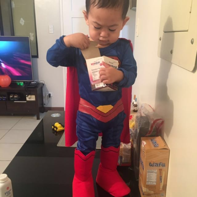Superman costume orig ( Justice League)