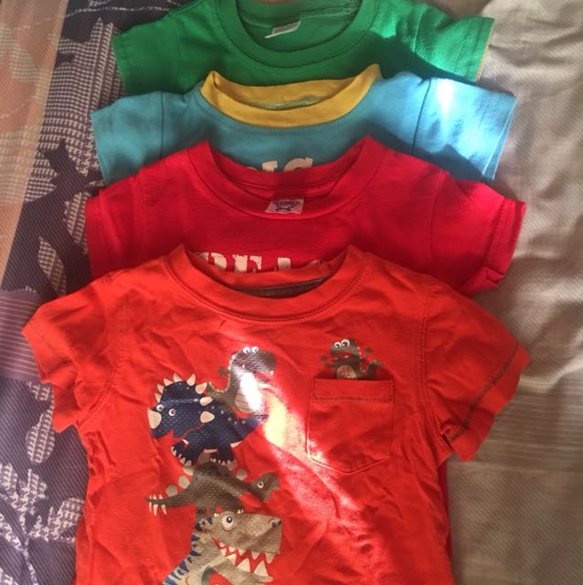Take All, Boy's Shirts 4 pcs