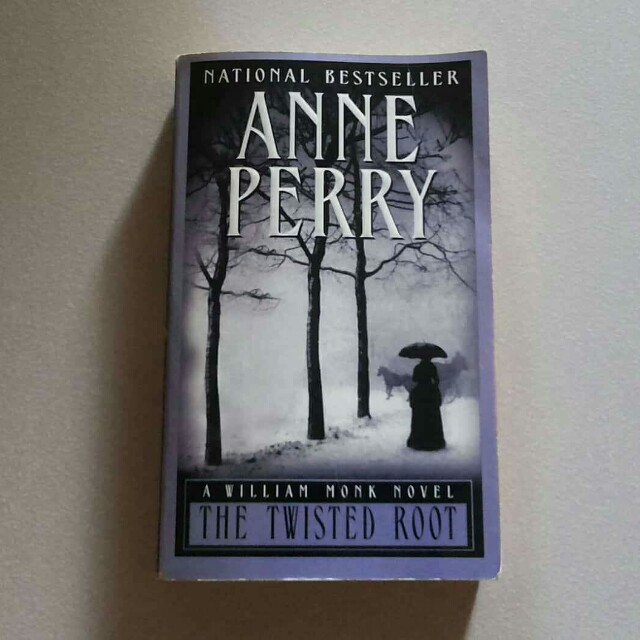 The Twisted Root Anne Perry