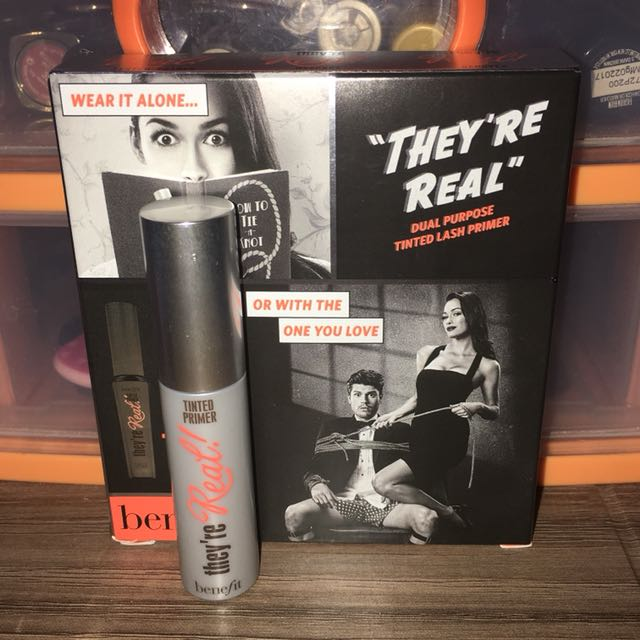 They're Real Tinted Primer Benefit