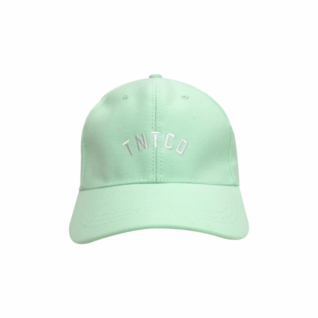 2a047bfdaf78a1 TNTCO Baseball Cap Mint Green, Men's Fashion, Clothes on Carousell