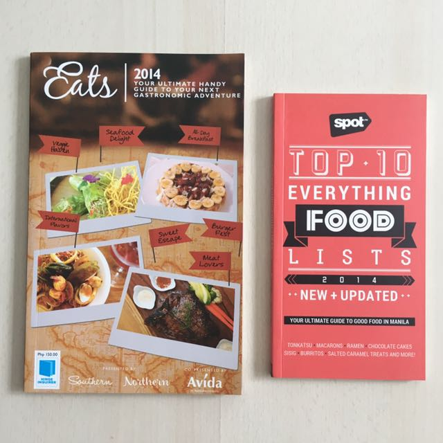 Top Food List