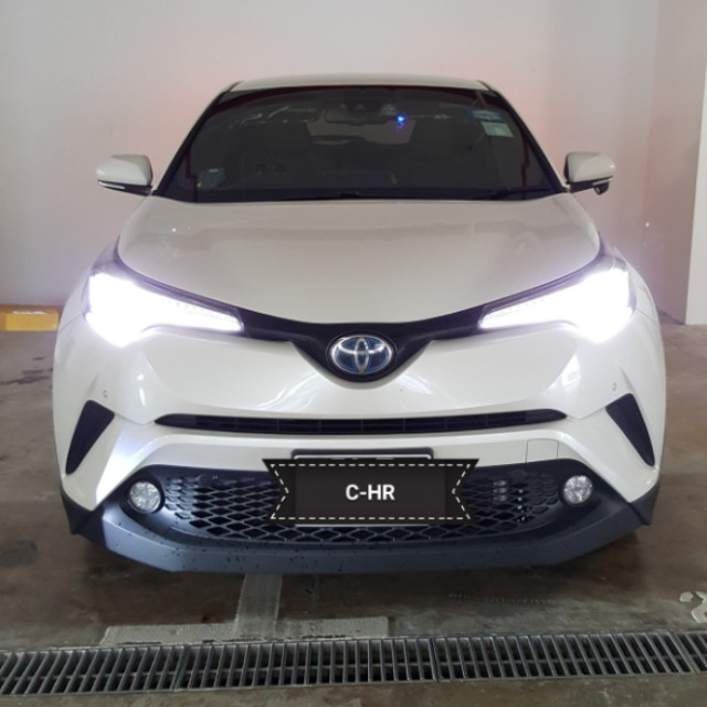 urgent toyota c hr hybrid 1 8 g for lease cars vehicle rentals on carousell. Black Bedroom Furniture Sets. Home Design Ideas