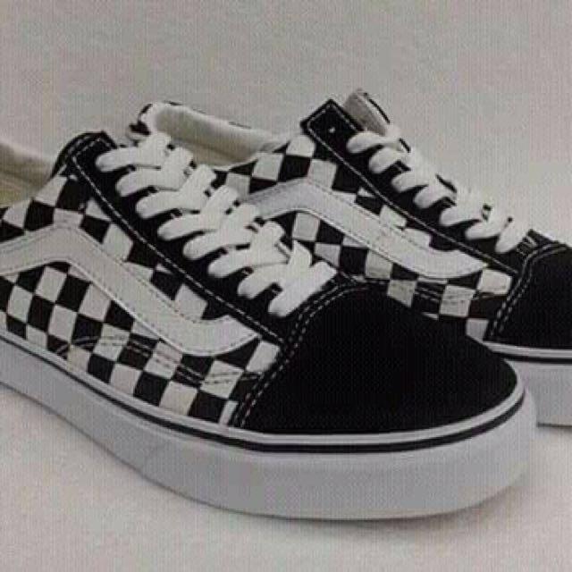 Vans Old Skool 'Checkeredboard '