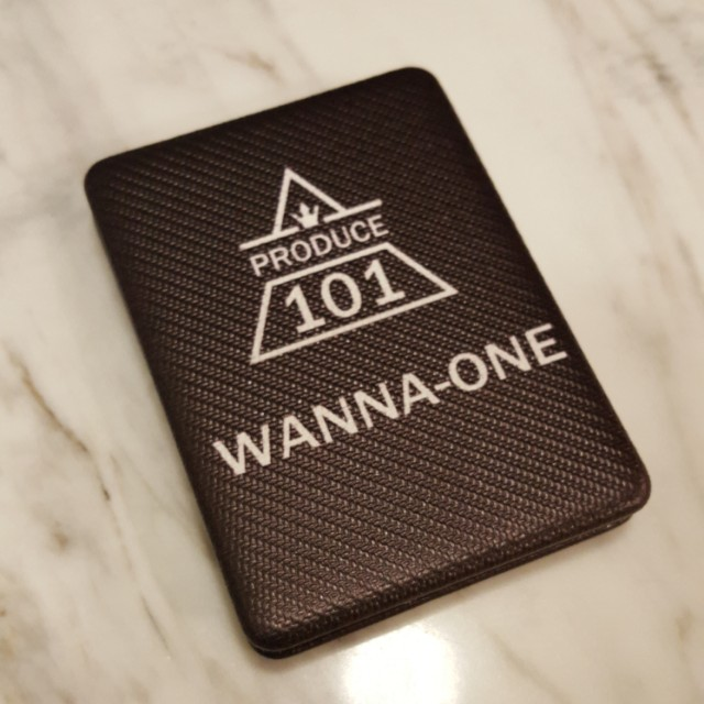 WANNA ONE POCKET MIRROR