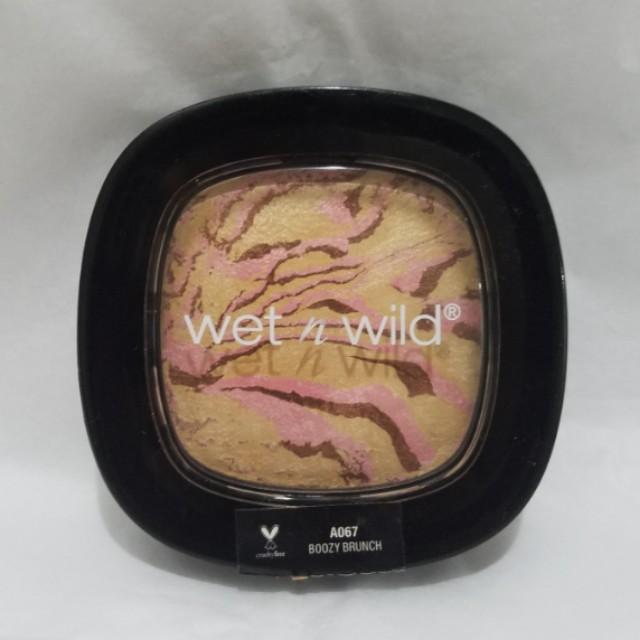 Wet n Wild Shimmer to Reflect Highlighter - Boozy Brunch