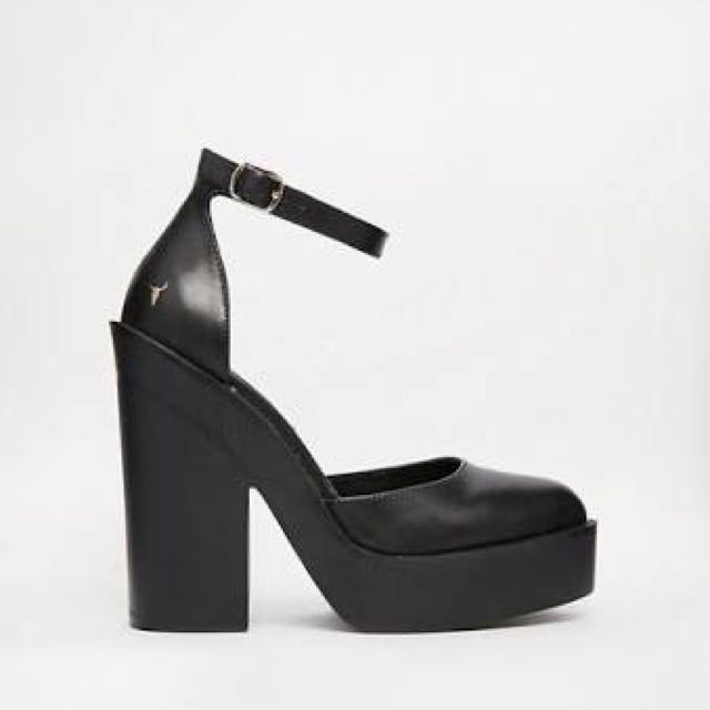 Windsor smith pow Shoes