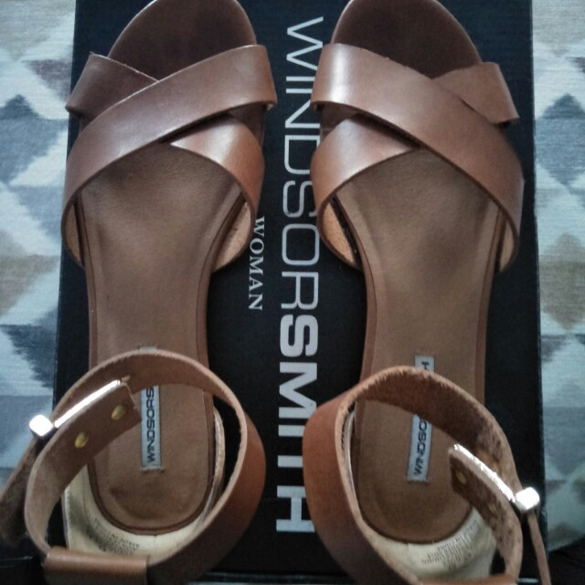 Windsor Smith Sandals (Tan)