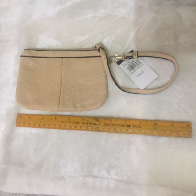 Wristlet from wilson's leather