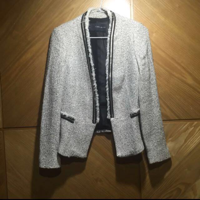 Zara 小香風 外套