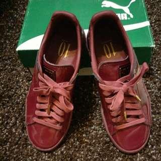puma球鞋