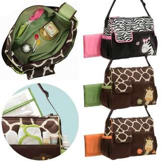 multi function mother baby bag