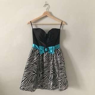 Mini Dress by Jessica Mccan
