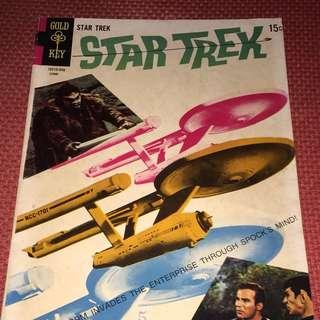 Star Trek 1967 (Gold Key)