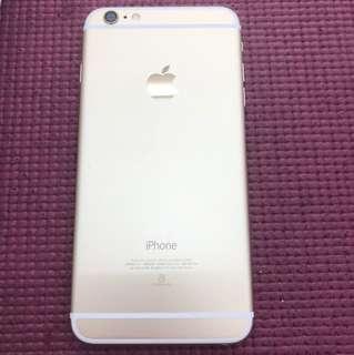 iPhone6 plus64g 金 9.5成新