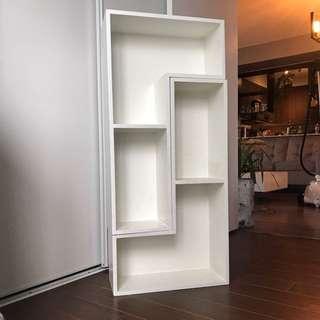 CB2 shelves
