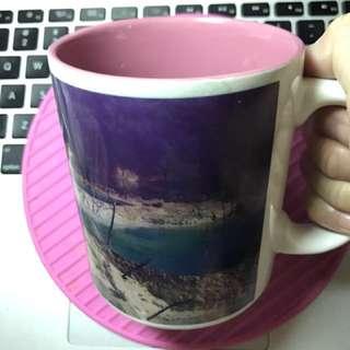 全新風景陶瓷杯