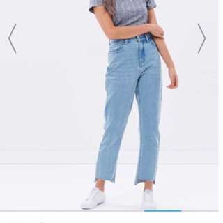 Minkpink High waisted Mum Jeans