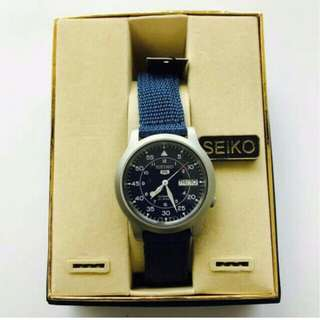 SEIKO SNK805K2