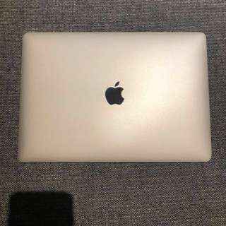 Macbook Pro Silver 2017 with Touch Bar (250gb)