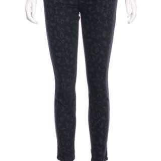 Aritzia Current/Elliott jeans 28 black