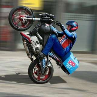 Delivery Rider