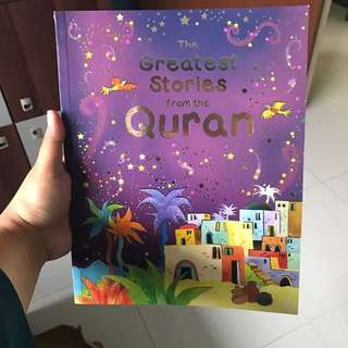 (PO) The Greatest Stories From The Quran