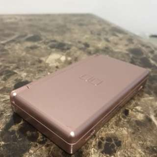Nintendo DS Lite in Rose