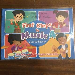 First steps to music 4 - p4