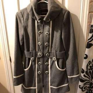Gentle Fawn winter coat
