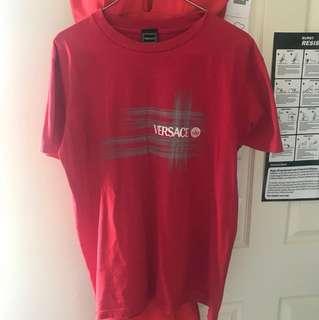 Versace Red Top