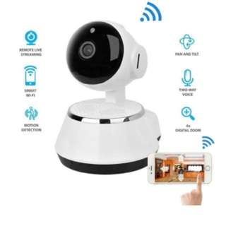 New Ready Stock Office/Home Wifi IP Security CCTV Camera (Night Vision)