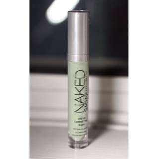 Urban Decay Naked skin colour correcting fluid #Green